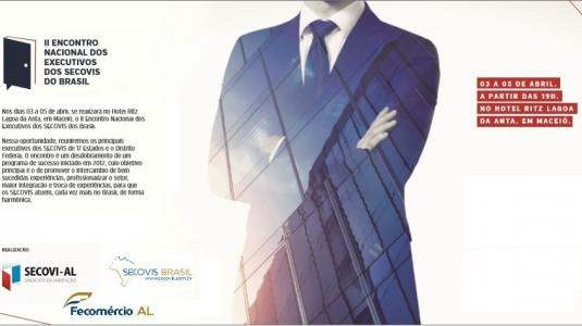 Maceió recebe evento dos SECOVIS DO BRASIL no início de abril