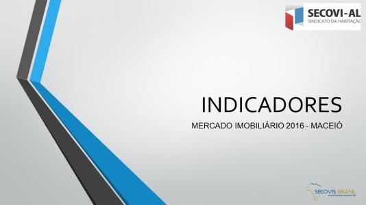 Indicador do Mercado Imobiliário - 2016