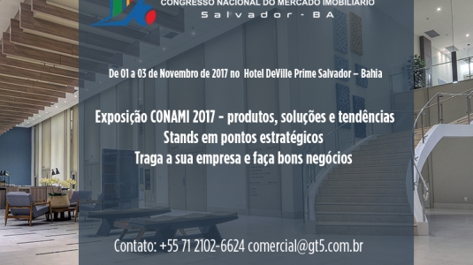 FIQUE ATENTO!!! Você pode expor seu produto no 19º CONAMI
