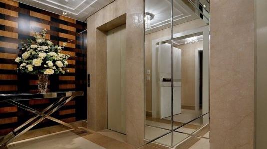 Hall de apartamento