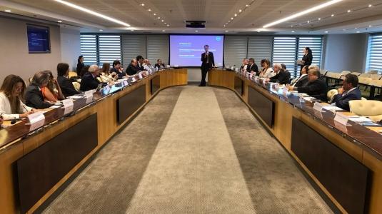 Presidente do Secovi-AL participa de reunião da CNC